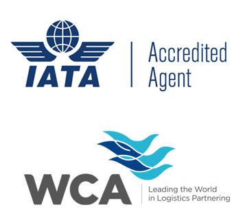 acreditaciones IATA WCA transitarios valencia servicios maritimos