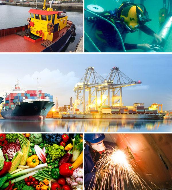 transportes maritimos interna
